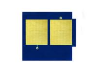 Chip HP CM1415 | CP1525 | CE321A | 128A Cyan