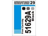 Etiqueta para Cartucho HP 29  51629
