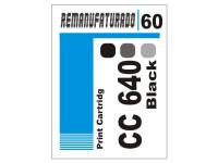 Etiqueta para Cartucho HP 60  CC640