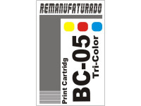 Etiqueta para Cartucho Canon BC 05