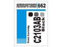 Etiqueta para Cartucho HP 662 C2103AB