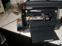 Curso de Manutenção de Impressoras Epson e Instalação de Bulk Ink